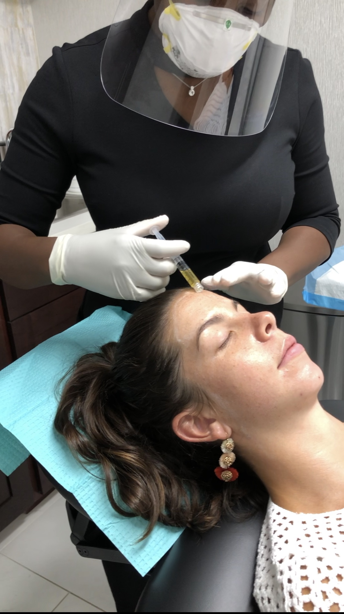 Microneedling with PRP Techniques