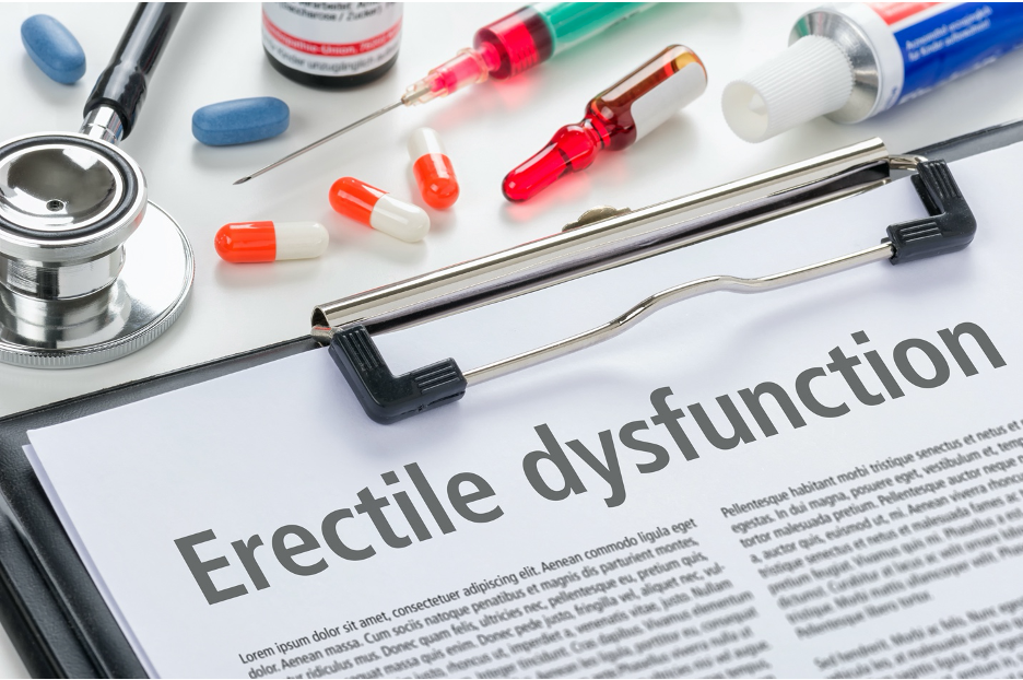 The Role of Platelet Rich Plasma in treating Erectile Dysfunction